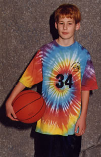 tie dye basketball shirts
